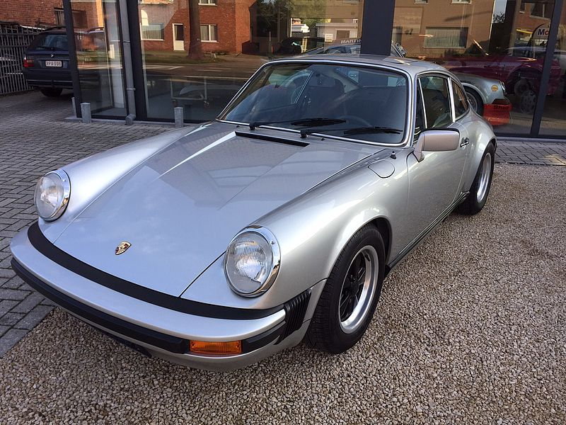 Restoration 911 2.7 Carrera RS